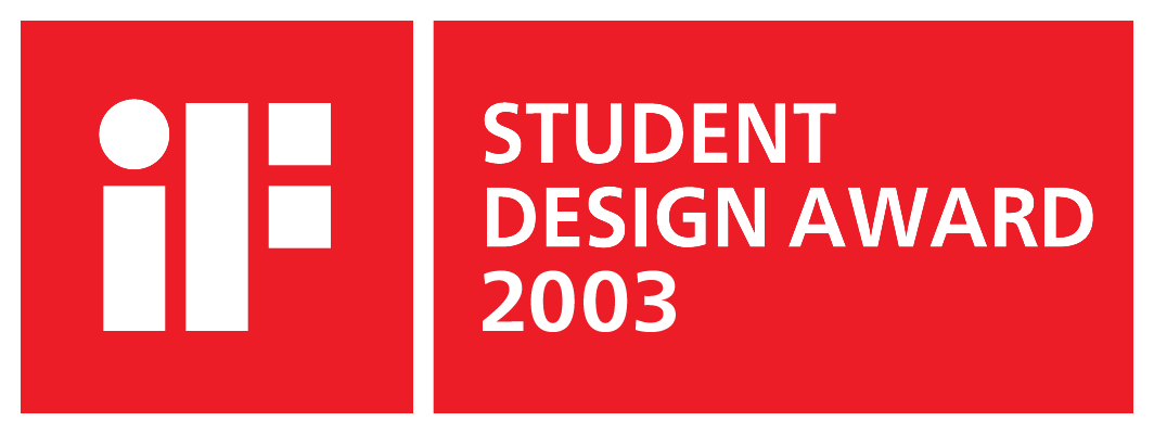iF concept design award 2003
