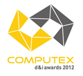 COMPUTEX d&i awards 2012