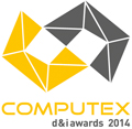 COMPUTEX d&i awards 2014