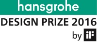 HANSGROHE DESIGN PRIZE by iF 2016