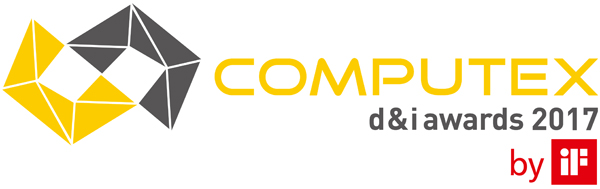 COMPUTEX d&i awards 2017