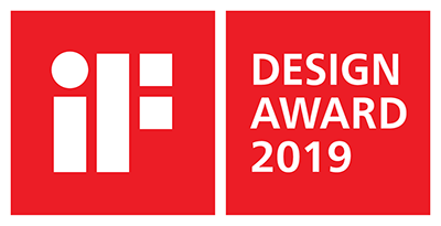 The iF DESIGN AWARD is one of the most important design