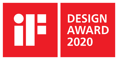 The iF DESIGN AWARD is one of the world's most celebrated