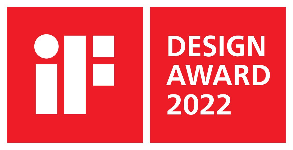 iF DESIGN AWARD 2022