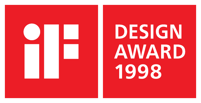 iF communication design award 1998