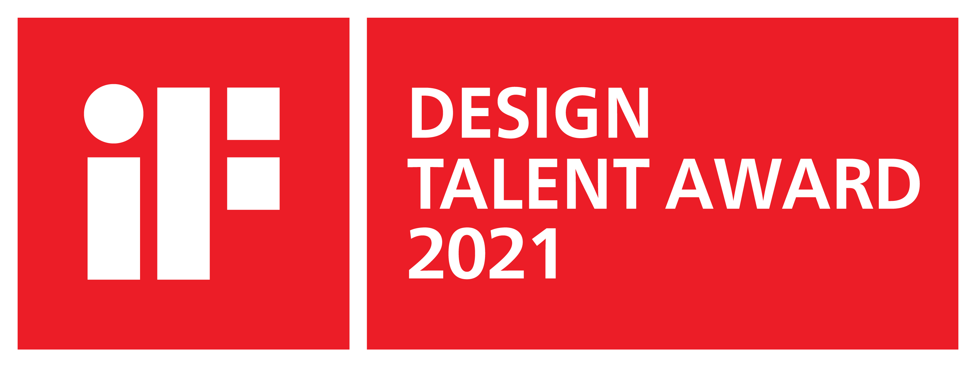 iF DESIGN TALENT AWARD_01 2021