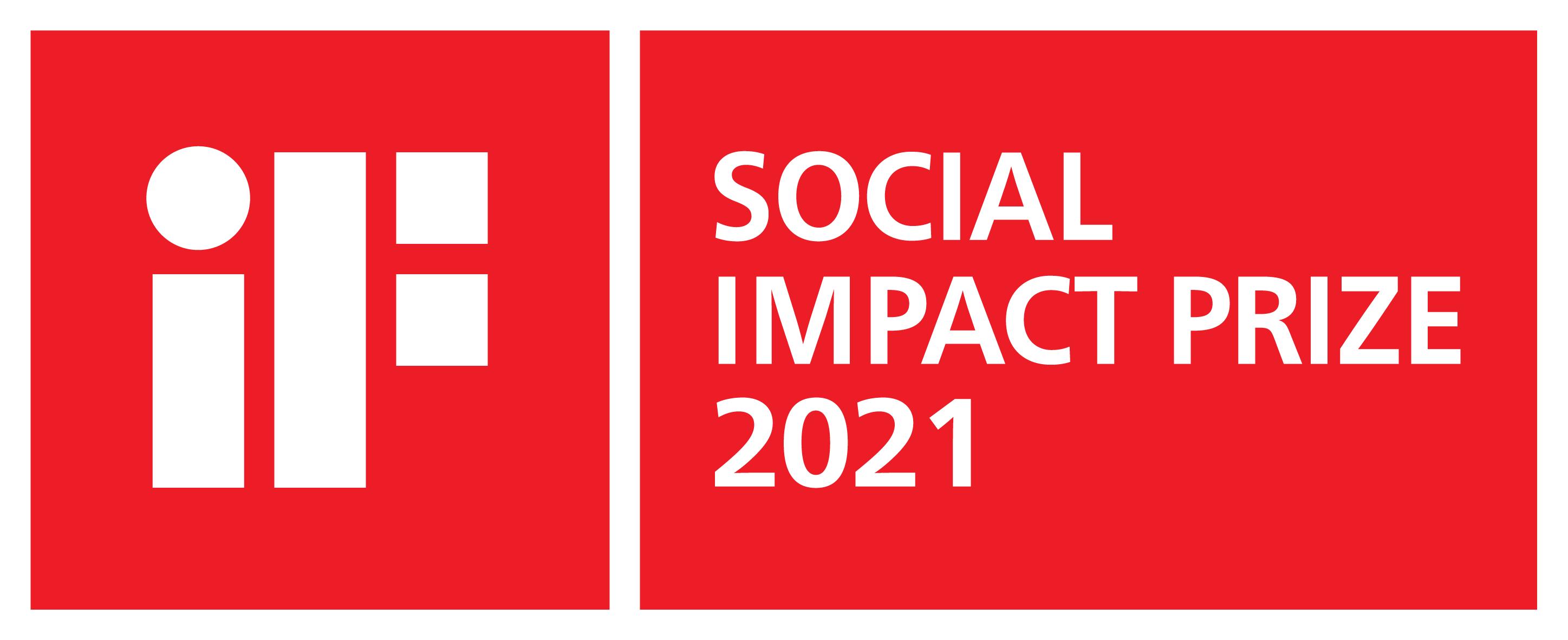 iF SOCIAL IMPACT PRIZE 2021