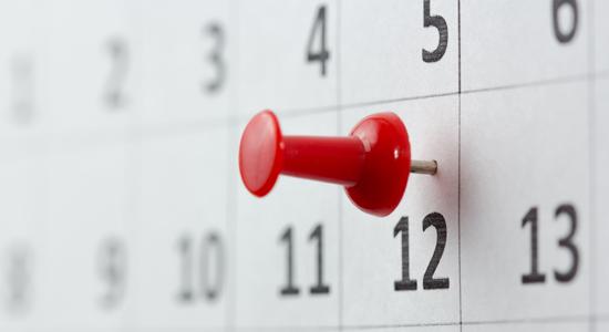 iF world design calendar