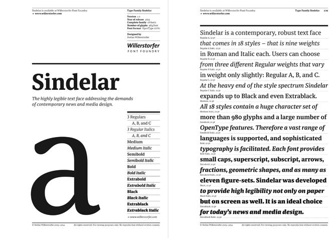 3.08 Typography / Signage